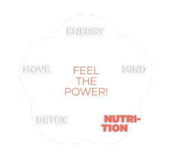 Beck und Beck Ärzte - Feel the power! - nutrition concept
